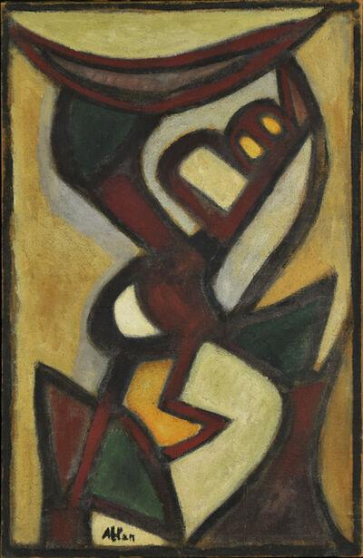 Jean-Michel Atlan, 'Composition ', ca. 1958