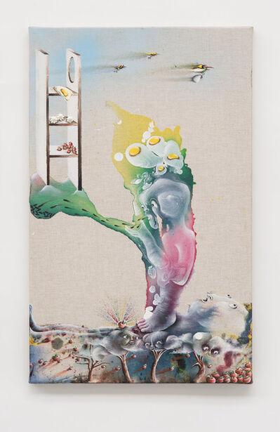 Marlene Mocquet, 'La tour d'ingrédients', 2013
