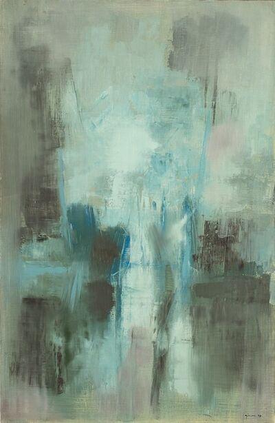 Giuseppe Ajmone, 'Schiarita', 1958