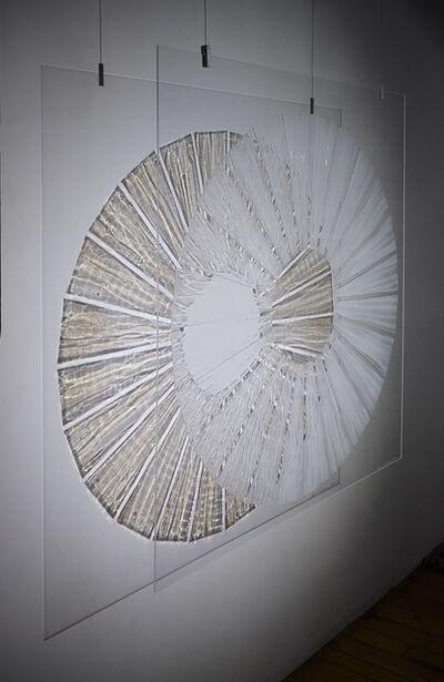 Ania Machudera, 'Circular No 48', 2017