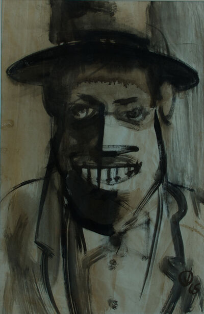Michael Bowen, 'The Mexican', ca. 1965