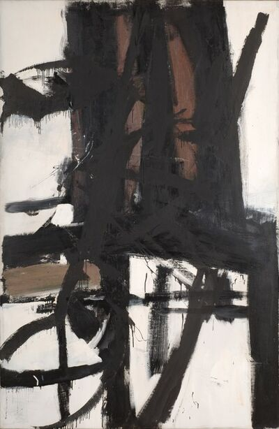 Franz Kline, 'The Bridge', ca. 1955