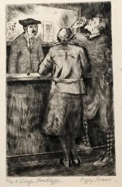 Peggy Bacon, 'THE VILLAGE BOOTLEGGER', 1933