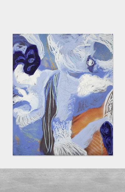 Donna Huanca, 'EBRACETEATE', 2019