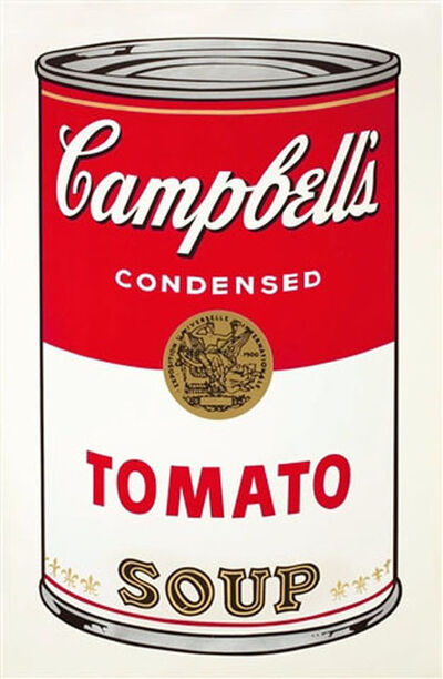 Andy Warhol, 'Campbell's Soup I, II.46 Tomato  ', 1969