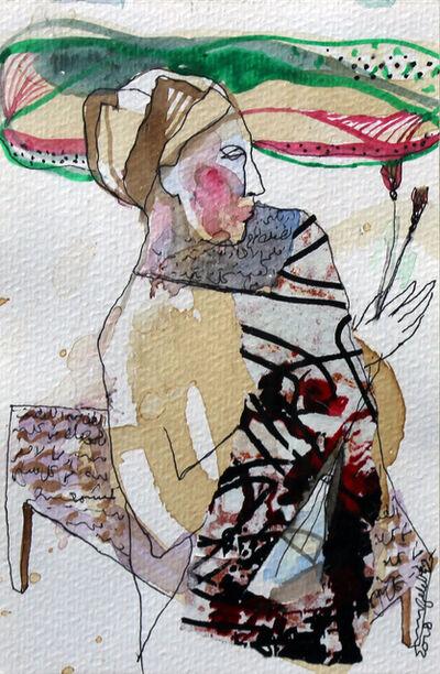 Jehad Al Ameri, 'Mother & Child', 2018