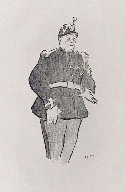 Henri-Gabriel Ibels, 'Polin', 1893