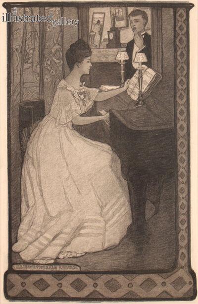 Ellen Wetherald Ahrens, 'Jo's Boys by Louisa May Alcott', 1906
