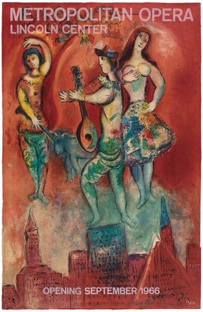 Charles Sorlier after Marc Chagall, 'Carmen (Charles Sorlier 39)', 1966