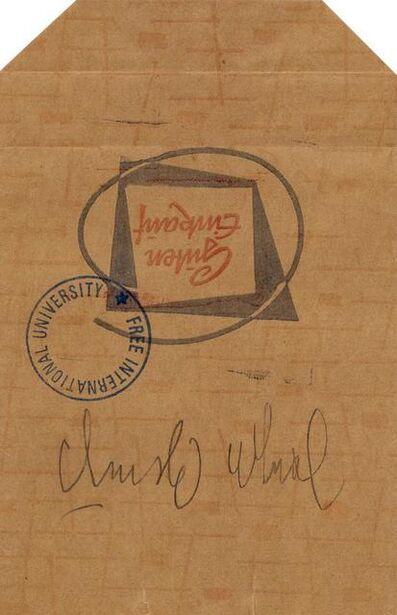 Joseph Beuys, 'Senza Titolo'