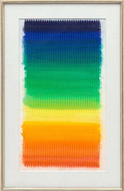 Heinz Mack, 'Ohne Titel (Farbchromatik)', 1971