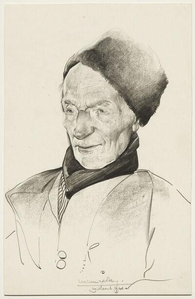 Willem van den Berg, 'Volendammer', 1940