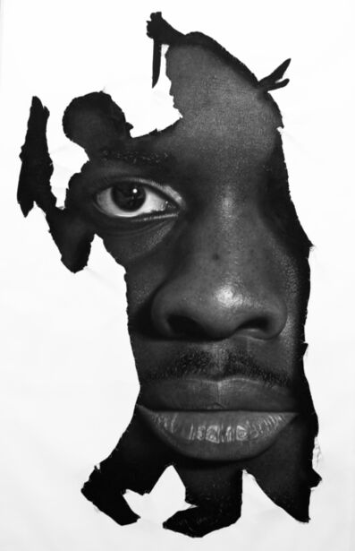 Ken Nwadiogbu, 'Thy Brother is Not Thy Brother', 2017