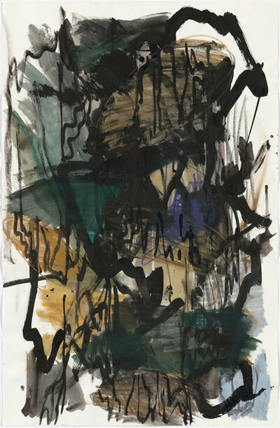 "Per Kirkeby, '""Untitled""', ca. 1988-1994"