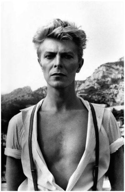 Helmut Newton, 'David Bowie, Monte-Carlo ', 1983