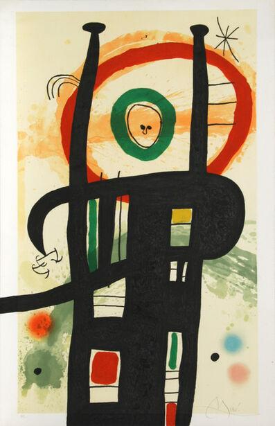 Joan Miró, 'Le Grand Ordonnateur', 1969