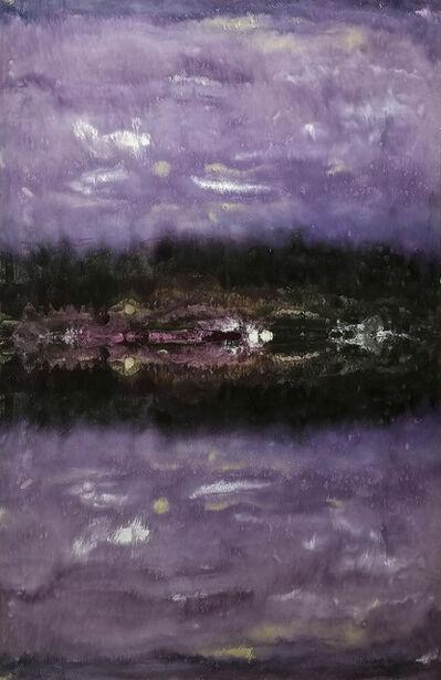 Jack Shadbolt, 'Purple', 1974