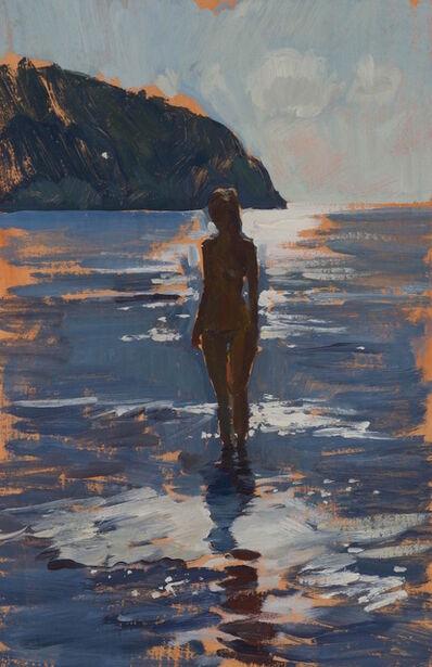 Marc Dalessio, 'Tina Backlit Study', 2014
