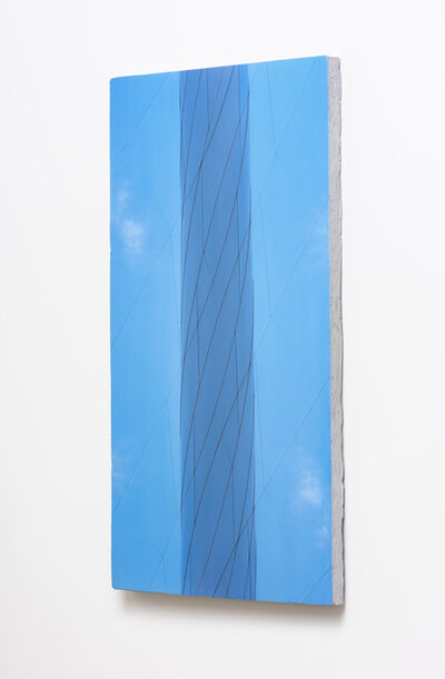 Adam Moskowitz, 'Counterform Light Column', 2017