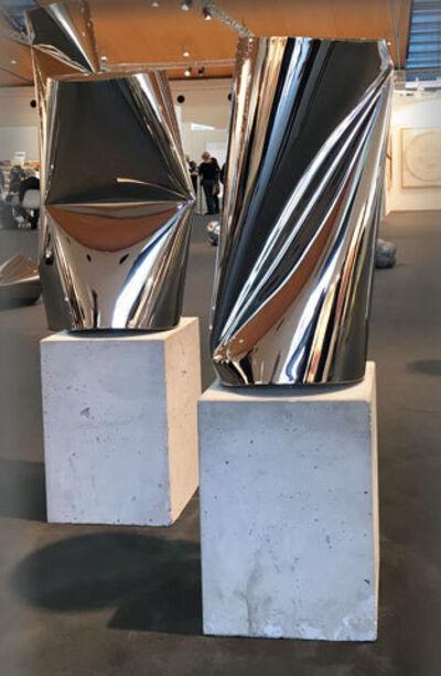 Stephan Marienfeld, '2 Little Cans', 2017