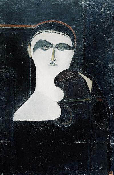Marlen Spindler, 'Portrait', 1959