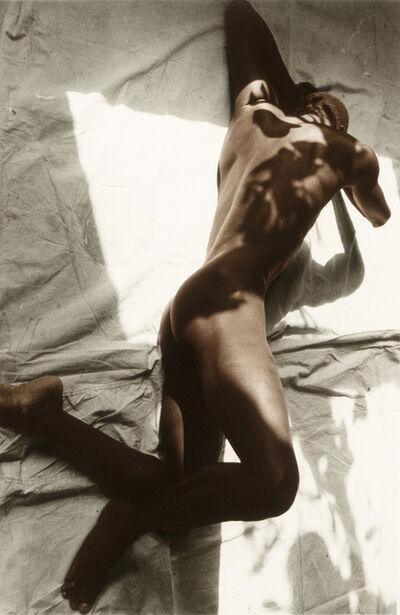 Lynn Bianchi, 'Nyeja on Drop Cloth', 1982