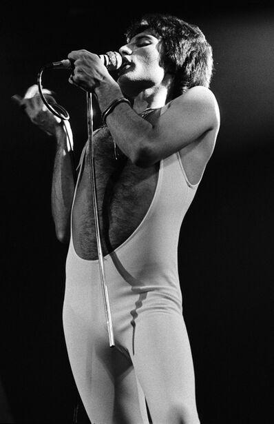 Bob Gruen, 'Freddie Mercury, MSG, NYC - 1977', 1977