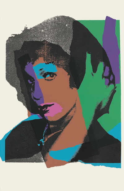 Andy Warhol, 'Ladies and Gentlemen II.132', 1975