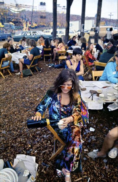 Elliott Landy, 'Janis Joplin, Woodstock', 1969