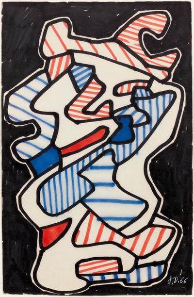 Jean Dubuffet, 'L'Aguicheuse', 1966
