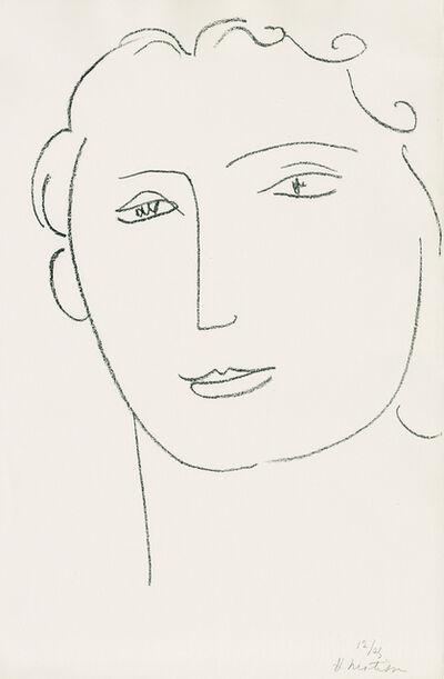 Henri Matisse, 'Marguerite VI', 1945
