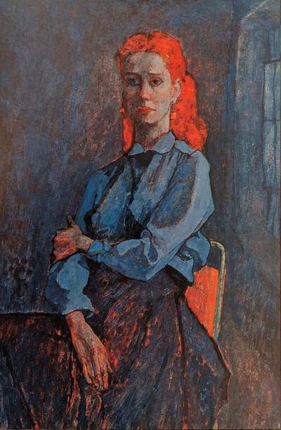 Joseph Solman, 'Elaine', 1950
