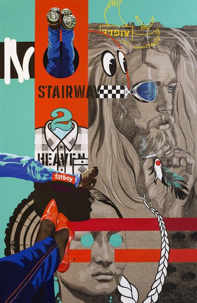 Myriam Baudin, 'No stairway to heaven', 2017