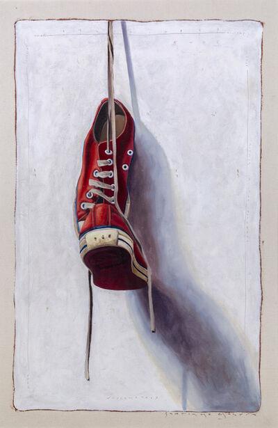 """Santiago Garcia, '""""Converse""""', 2017"""