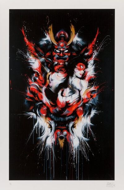Meggs, 'Year of the Dragon', 2012