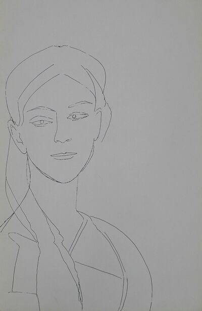 Surendran Nair, 'Untitled (Drawing 22)'