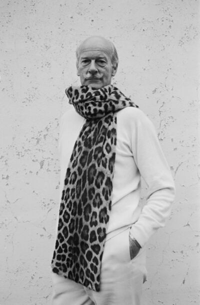 Terry O'Neill, 'Norman Parkinson', 1970