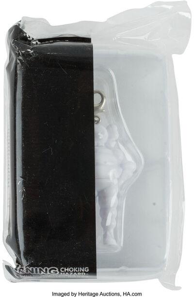 KAWS, 'Chum (White),keychain'