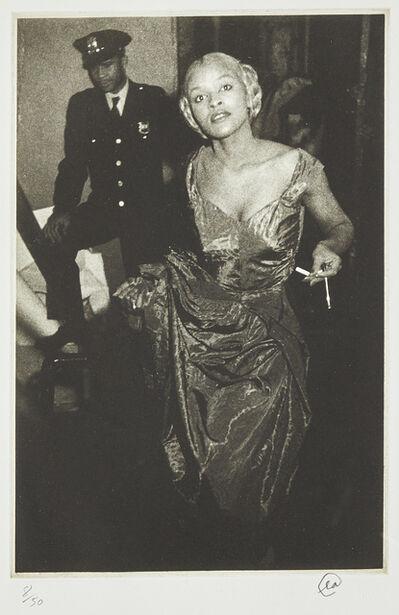 Eve Arnold, 'At the Metropolitan Opera, Brooklyn, 1950', 2002