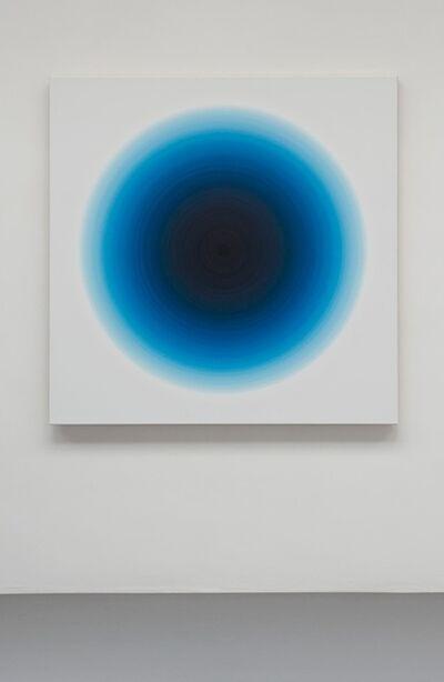 Oliver Marsden, 'Sheveningen Indigo Blue Harmonic 2015 / OMS 559', 2015