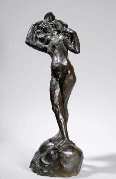 Emile-Antoine Bourdelle, 'Bacchante aux jambes croisées', ca. 1906
