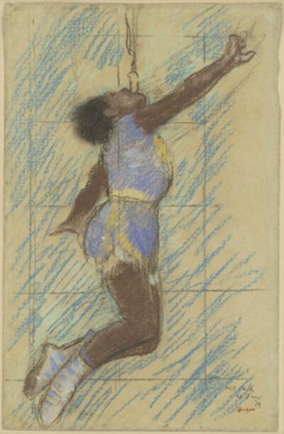Edgar Degas, 'Miss Lala at the Fernando Circus', 1879