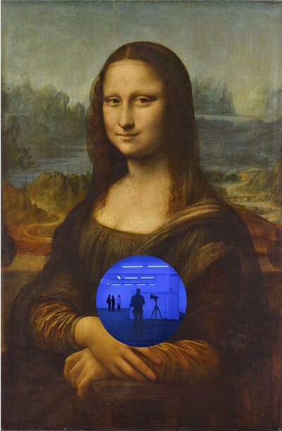 Jeff Koons, 'Gazing Ball (da Vinci Mona Lisa)', 2017