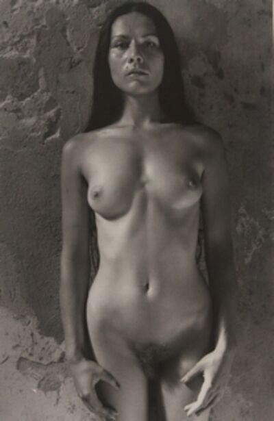 Jack Welpott, 'Katrina, Arles, France (76-119-1B)', 1976