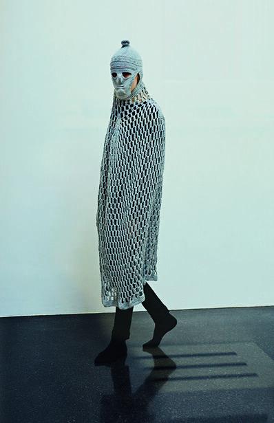 Jana Sterbak, 'Mask', 2015