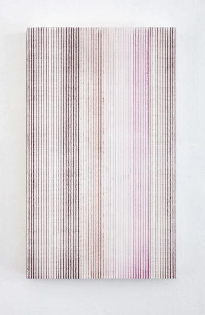 Sofie Thorsen, 'Untitled (Iron Oxide Brown, Caput Mortuum, Dark Magenta)', 2015