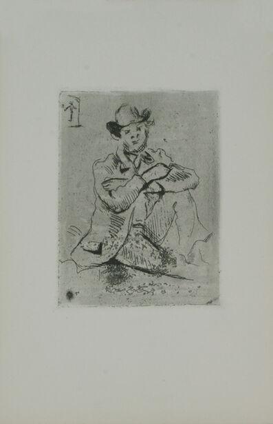 Paul Cézanne, 'Guillaumin au Pendu', 1906
