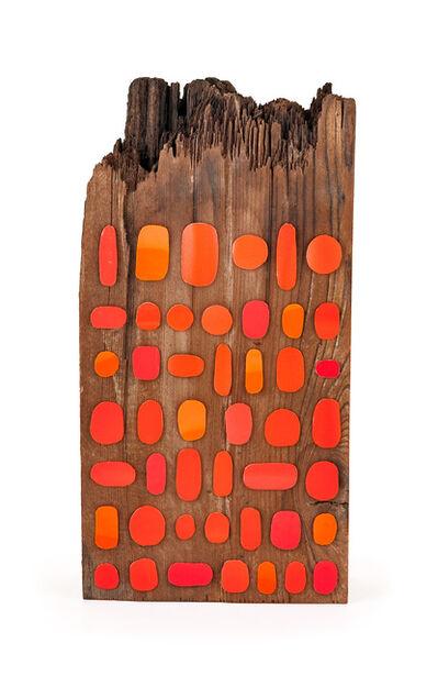 Matt Magee, 'Orange Totem', 2016