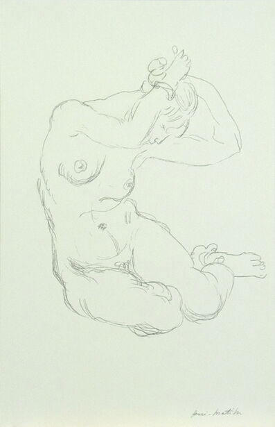 Henri Matisse, 'Nude', (Date unknown)