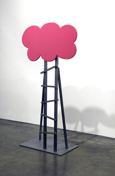 Olaf Breuning, 'Pink Cloud', 2014